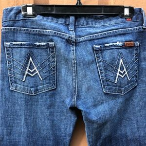 7 For All Mankind -A Pocket-Women's Size 29